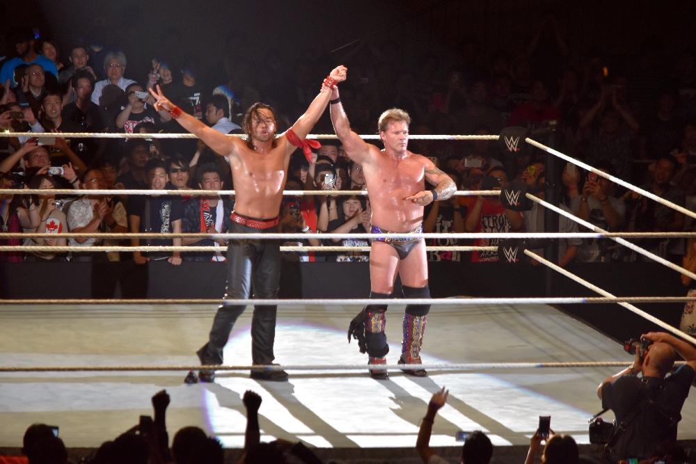 【WWE】 日本公演「WWE Live Japan」両国大会初日(2016.7.1)