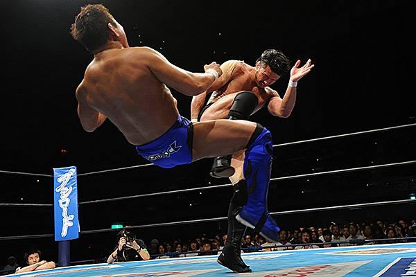 【新日本プロレス】柴田vs永田はまたも死闘!! 柴田がスリーパーで壮絶勝利!!
