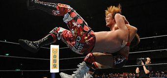 【新日本プロレス】内藤、YOSHI-HASHIの猛攻を跳ね除けてデスティーノ葬!! 単独トップのまま8・13両国へ!!