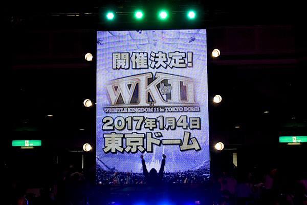 【新日本プロレス】来年もやります! 2017年1月4日・東京ドーム大会の開催が正式決定!!