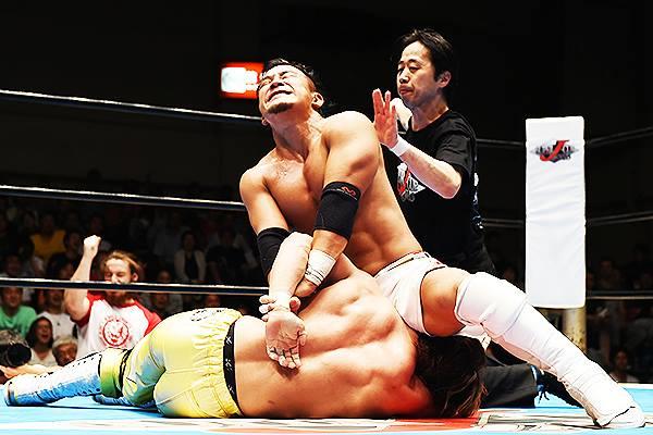 【新日本プロレス】「『拳王選手はセコンドの介入なんかいらないくらい、実力のある選手』とだけ言っておきましょうか」