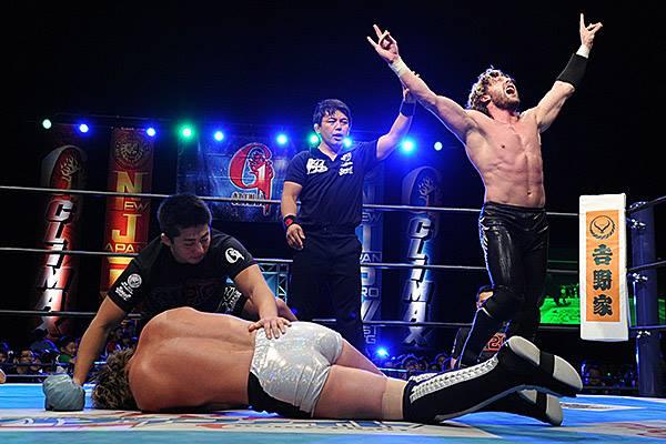 【新日本プロレス】オメガは中嶋に勝利してトップ内藤をピッタリとマーク!!