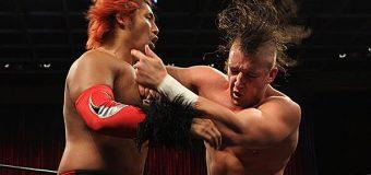 【新日本プロレス】あのカマイタチとジェイ・ホワイトがタイトル挑戦を懸けた4WAY戦で対決! 8月19日(金)ROHラスベガス大会