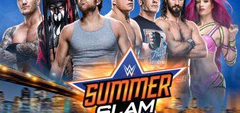 【WWE】≪サマースラム≫いよいよ明日の朝8時から! キックオフは2時間前の6時からライブ配信