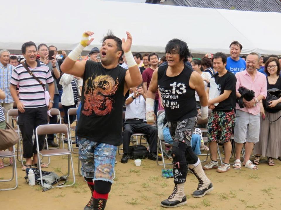 【プロレスリングZERO1】あなたのレスラーズ チャリティーコラボレーションイベント 『ちびっこのイジメ撲滅元気ハツラツ~本当に強い人はイジメなんかしないし、何度でも立ち上がるin金沢』