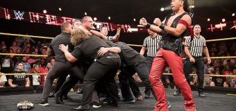 【WWE】ついに中邑真輔がNXT王座に挑む!! 「NXTテイクオーバー:ブルックリンⅡ」開催