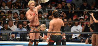 【新日本プロレス】オカダが丸藤とのIWGP戦を決意!丸藤もこれを承諾!!