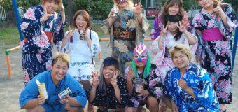 【JWP女子プロレス】8月28(日)13時開始の道場マッチ。ボリショイ、中森、勝の3選手がアメリカ遠征直前!