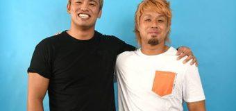 【新日本プロレス】『オカダの部屋』YOSHI-HASHI編・第1回は「2016年の夏休みを振り返る!『今年のヒツジは柵に囲まれててしょっぱかった』」