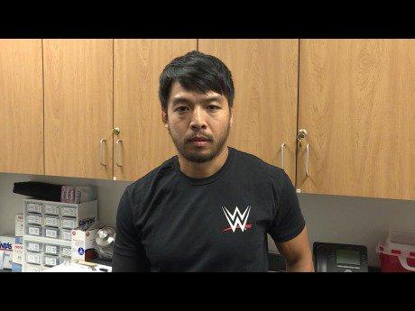 【WWE】≪ニュース≫ヒデオがダスティ杯を負傷欠場