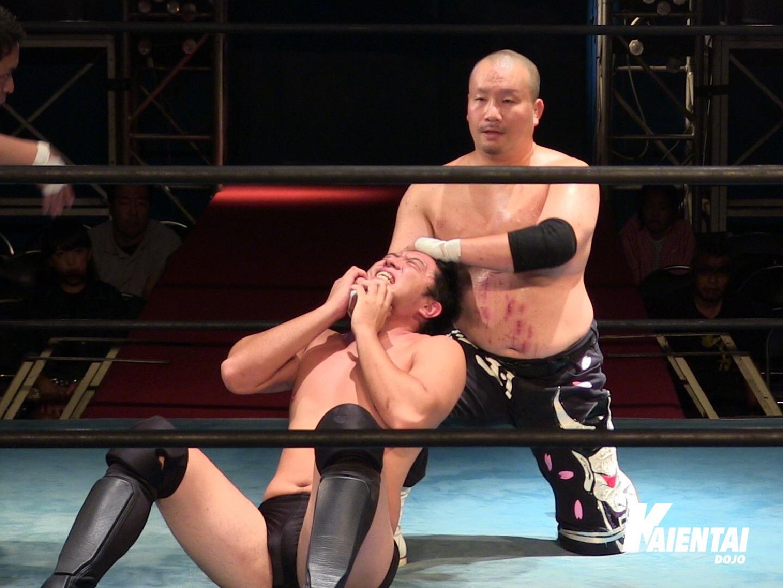 【KAIENTAI−DOJO】10・1(土)CLUB-K 3000試合結果!