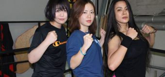 【REINA女子プロレス】10・28~真琴デビュー10周年記念大会~デビュー戦に向けて新人3選手のコメントを公開!