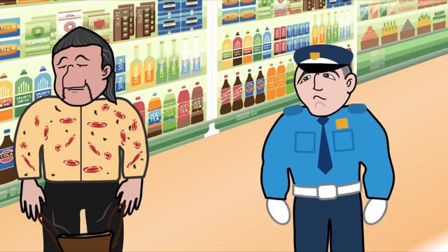 「ゆる☆プロ~ゆるいプロレスアニメ~」大楽聡詞⑩