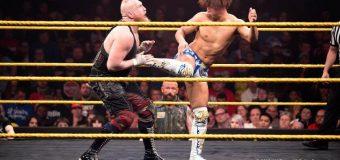 【WWE】NXT ダスティ杯タッグ・トーナメント!飯伏・パーキンス組は惜しくも2回戦で敗退!