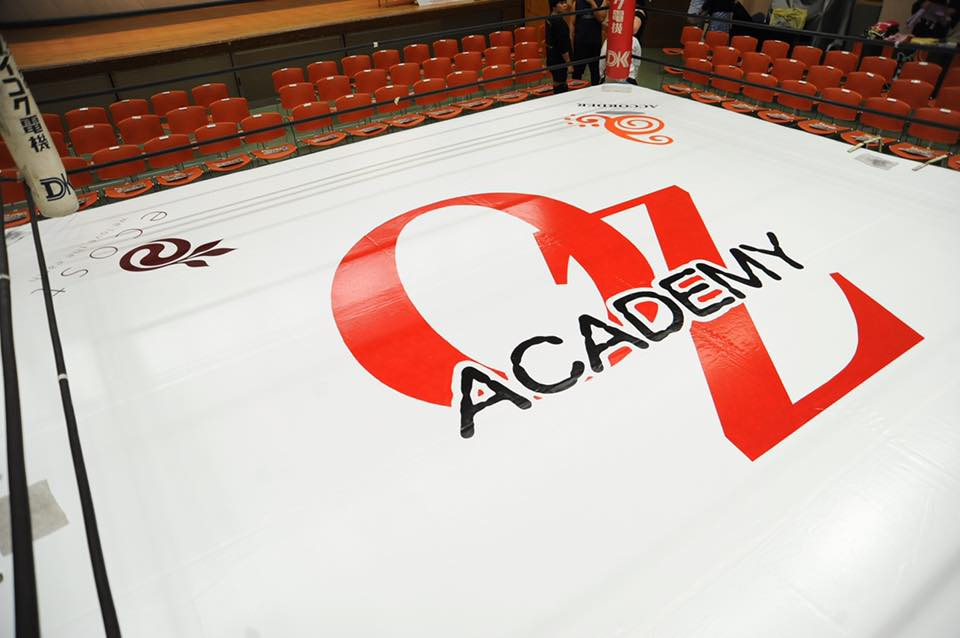 【OZアカデミー女子プロレス】新人男女レスラーオーディション開催!運営スタッフ募集のお知らせ!