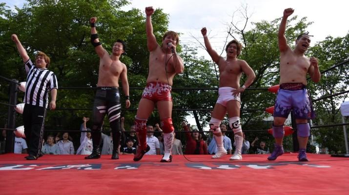 【プロレスリングHEAT-UP】2017年上半期の決定分スケジュール発表!