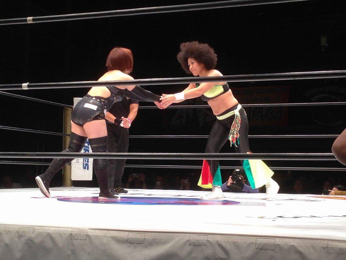 【センダイガールズプロレスリング】12・3(土)仙台大会試合結果!DASH・チサコが木村響子・中森華子の持つJWPベルトへの挑戦を要求!