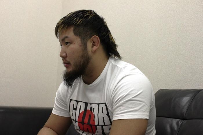 【プロレスリング・ノア】「GHCのベルトを獲って、マサ斎藤さんに報告したい」  12.24後楽園で中嶋勝彦のGHCヘビー級王座に挑戦! マサ北宮インタビュー