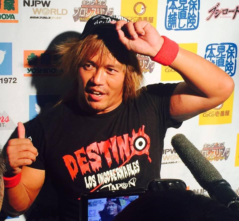 【編集長コラム】日本プロレス界の今年の漢字は「驚」