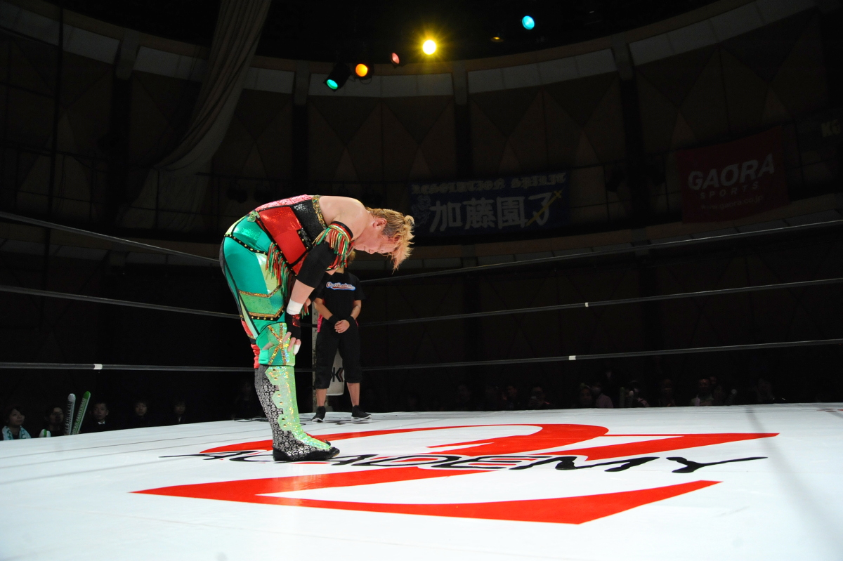 【OZアカデミー女子プロレス】12・3(土)ダイナマイト関西引退前の西日本ラストマッチ!ライバルであったアジャ・コングへ「アジャがいなかったら、ダイナマイト関西は存在しなかった」