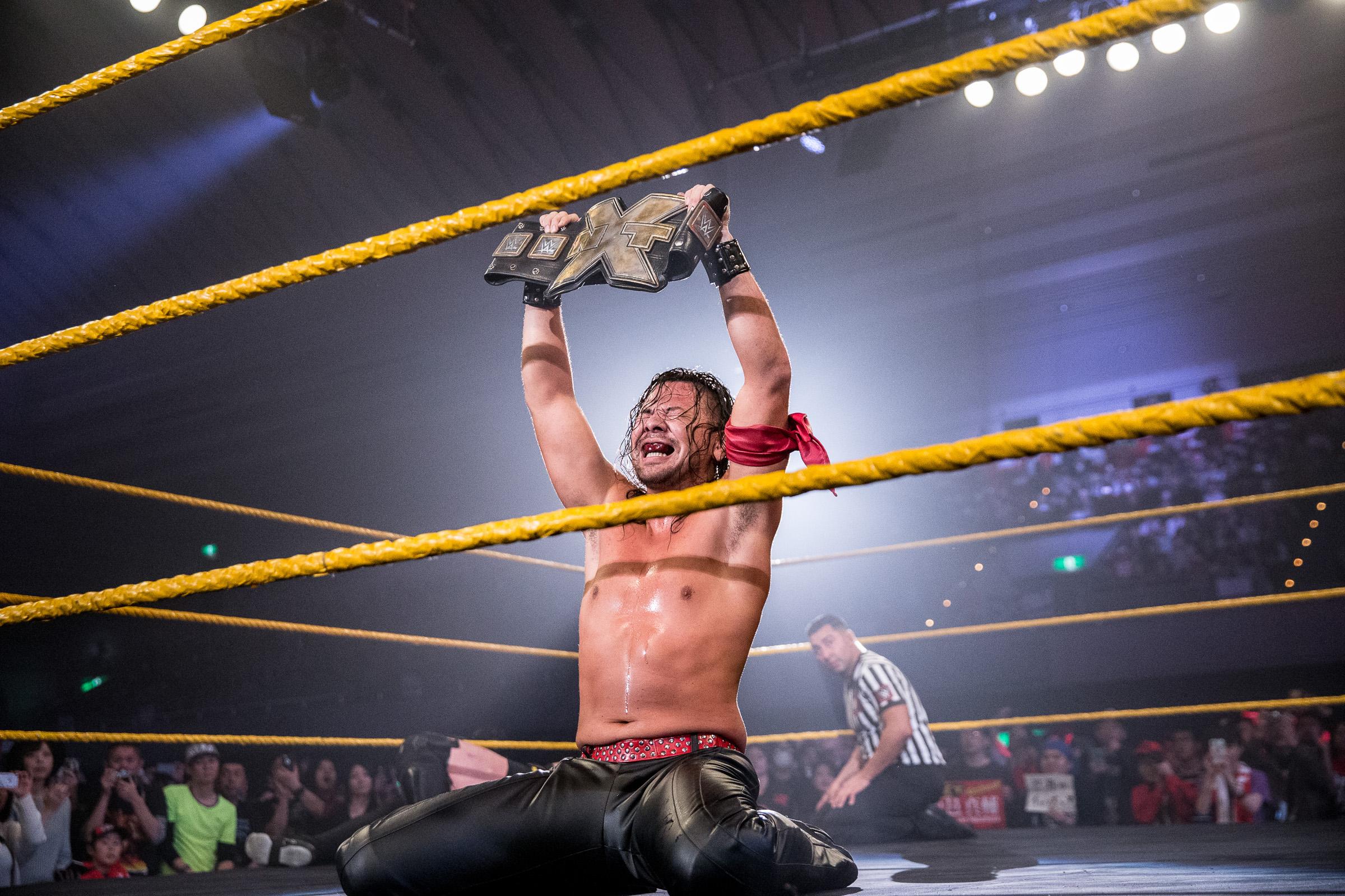 【WWE】日本人NXTスーパースターたちが躍動!! 日本初上陸のNXT日本公演「NXT Live Japan」  イベントレポート