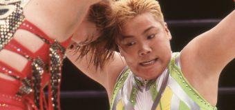 ダイナマイト関西選手引退記念・激闘の30年を振り返る秘蔵写真