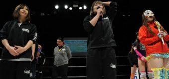 【プロレスリングWAVE】12・18(日)大師走・東'16 試合結果!ZAN1中間発表では大畠美咲が暫定1位!