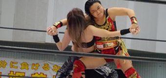【センダイガールズプロレスリング】1・28(土)大阪港区民センター大会試合結果!「大阪に約束通り、ベルトを持って帰ってきた。チャンピオンは俺だ。」(アジャコング)