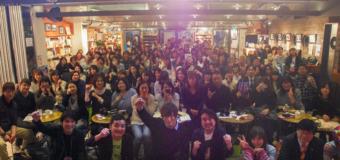 【満員御礼】「第2回ストロングトークLIVE 飯伏幸太 ゴールデン☆バレンタイン」女性ファンの熱気溢れるイベントとなり、大盛況の中イベント終了♪