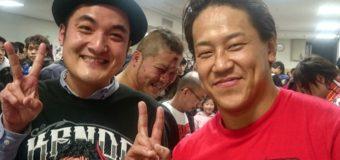 「独占インタビュー〜運命のドロップキック~vol14」ゲストは宮本裕向選手。