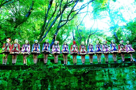 【アイスリボン】4・24(月)「アイスリボンフェスタ2017」に新曲「仮面大陸~ペルソニア」を弓李の新入場曲に提供の仮面女子の参加が決定!