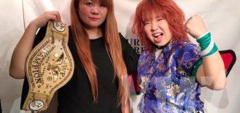 【YMZ】3・8(水)タイトルマッチの米山香織JWP認定無差別級王者への道!全7回を一挙公開!