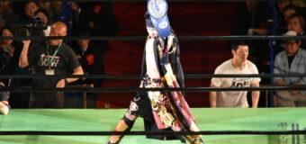 【プロレスリング・ノア】ムイビエンで大原が熊野から勝利!試合後、熊野に「ノアジュニアを盛り上げていこう」とタッグパートナー要請!
