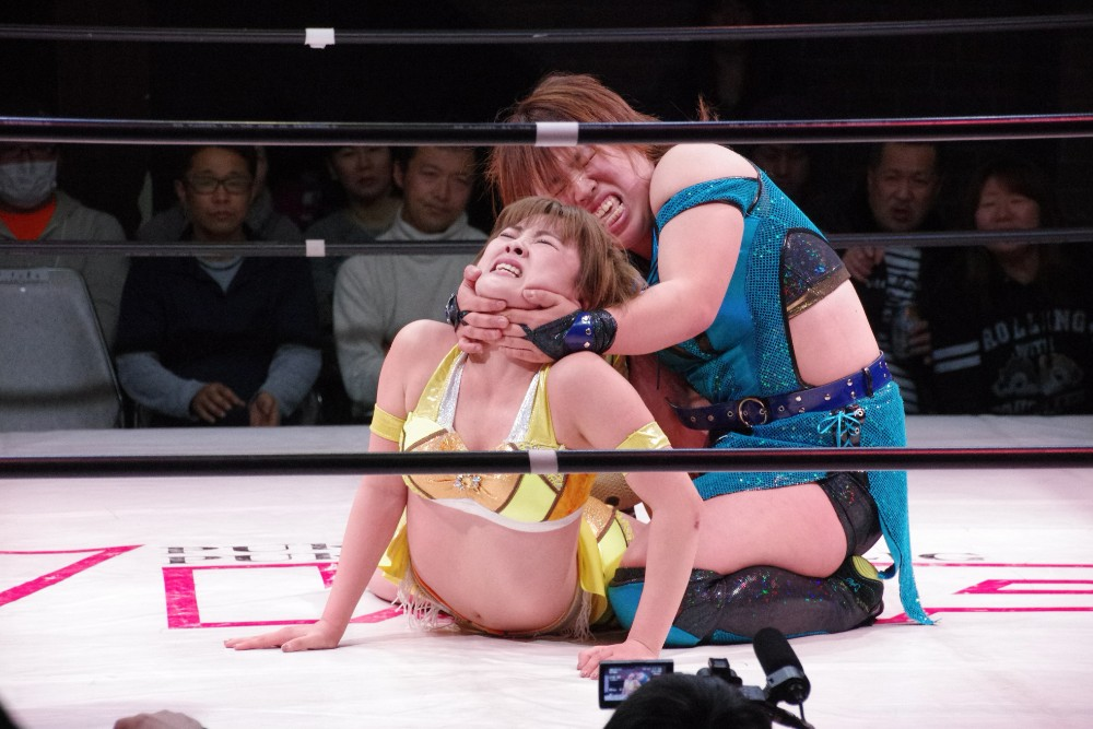 【JWP女子プロレス】『FLY high in the 25th anniversary』試合結果 写真レポート
