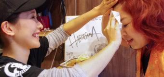 【特別企画】米山香織選手、スタミナトレーニング(別名・食べ歩き)で大変なことになる!?