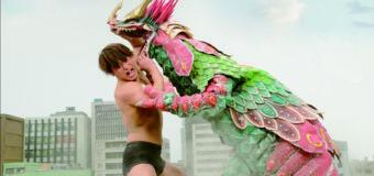【大怪獣モノ】飯伏幸太の容赦なきガチファイトが、大怪獣モノに襲い掛かる!