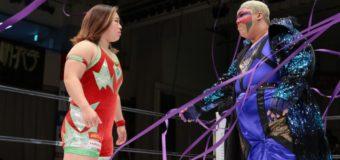 【仙女】4.6後楽園メインイベント…アジャコングとの死闘、これが橋本千紘の時代