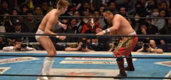 【新日本プロレス】後藤がザックの執拗な腕への攻撃、鈴木軍介入も退けV3達成!「鈴木みのるいつでもかかって来い!」