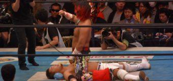 【新日本プロレス】KUSHIDAがゴング前に奇襲するも、ヒロムがTIME BOMBで秒殺防衛!「KUSHIDAの時代は完全に終わった…本人が一番よく分かってるはずだよ!」