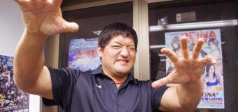 【石川修司選手インタビュー】蘇る大巨人、全日本プロレス「チャンピオン・カーニバル」に挑む!