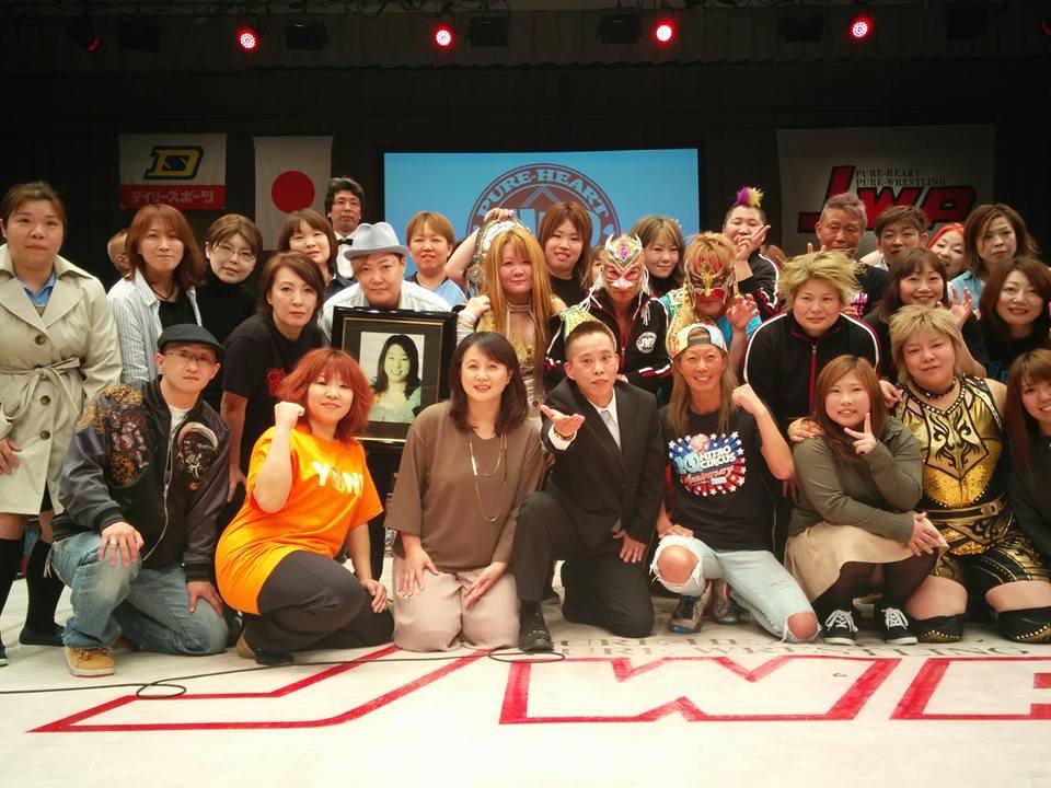 【JWP女子プロレス】4.2後楽園大会はJWPの25周年にOGが多数駆けつけその歴史に幕を下ろす