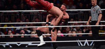 【WWE】NXTテイクオーバー(オーランド)にて中邑真輔がNXT王者ボビー・ルードに挑戦もベルト獲得ならず!