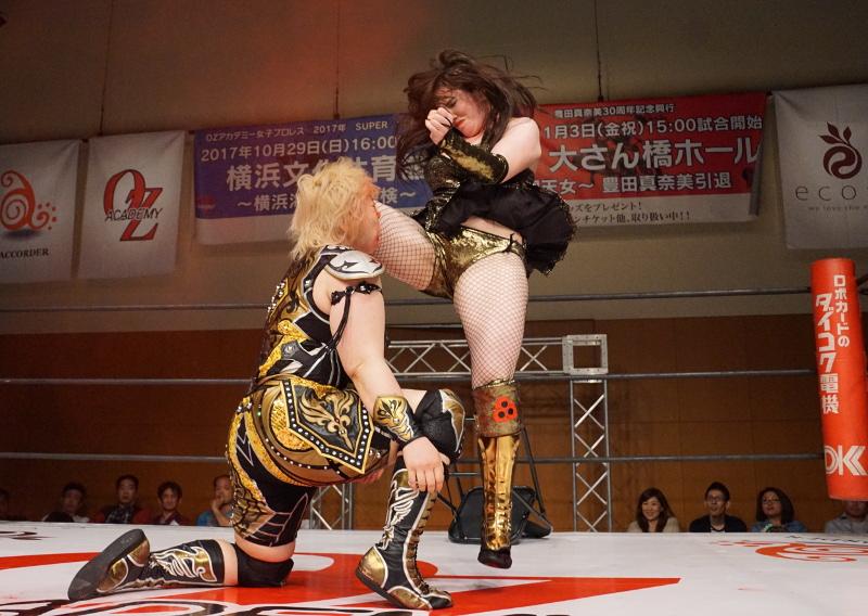 プロレス タッグ マッチ レズ