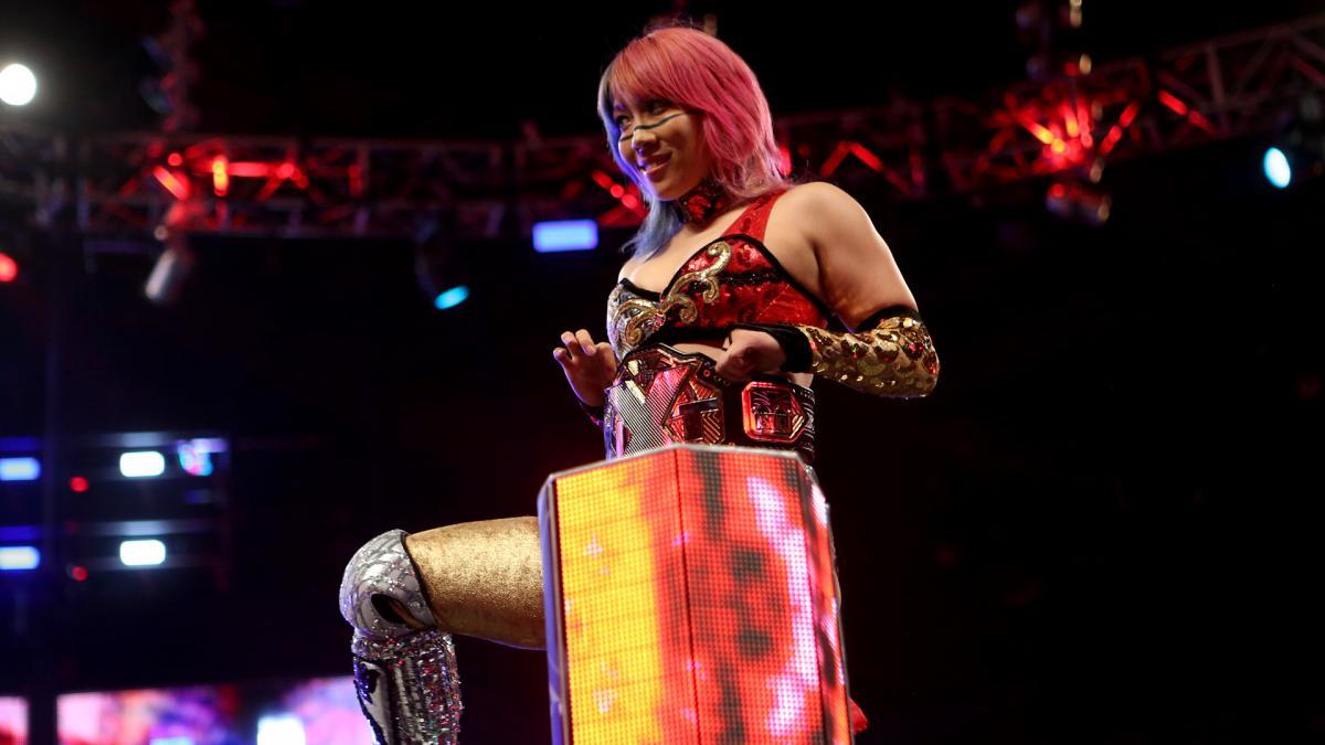 【WWE】アスカ、WWE史上最長174連勝記録を達成