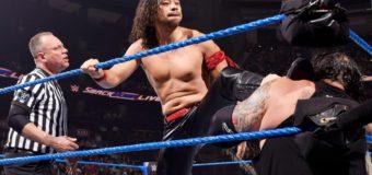 【WWE】米国現地時間5月30日のスマックダウンに、中邑真輔が登場(※放送前のネタバレあり)