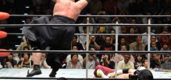 【大日本プロレス】7.17両国でのBJW認定タッグ選手権は伊東竜二&アブドーラ・小林組がヤンキー二丁拳銃を撃破し挑戦権獲得!