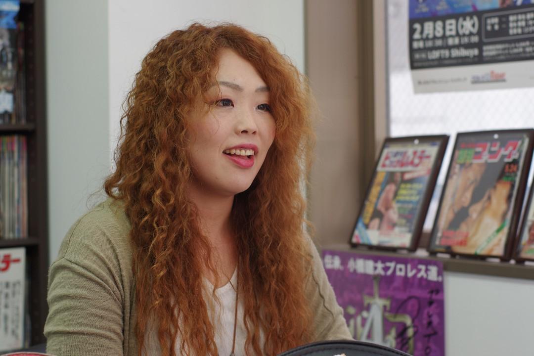 【編集長インタビュー】「ベルト女王」松本浩代が「女子プロレス界の中心に立つ」
