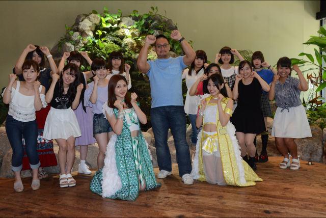 【DDTプロレスリング】アップアップガールズ(プロレス)新メンバーオーディション開催