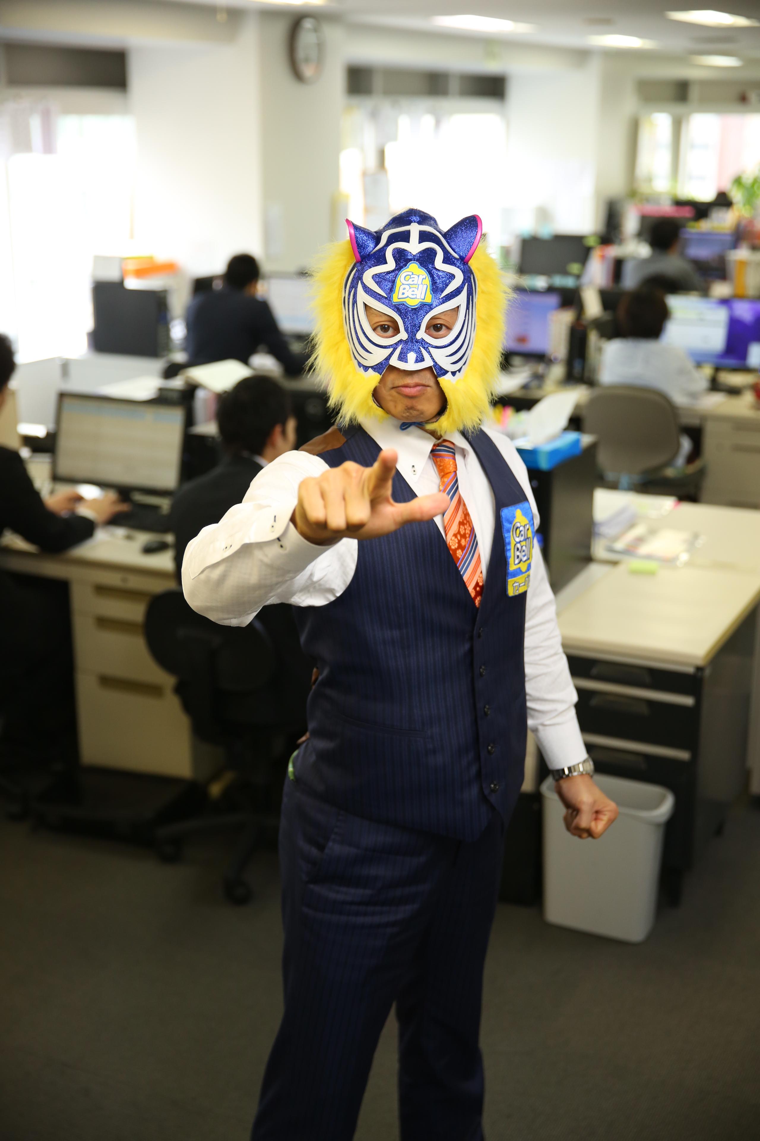 【全日本プロレス】「豆腐プロレス」コラボで話題のカーベル伊藤社長が、全日本プロレス7.9「千葉 EXTRA DREAM 16」にレスラーとして参戦