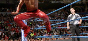 【WWE】中邑、コービンに屈辱晴らし、シナとの王座挑戦権争奪戦へ!